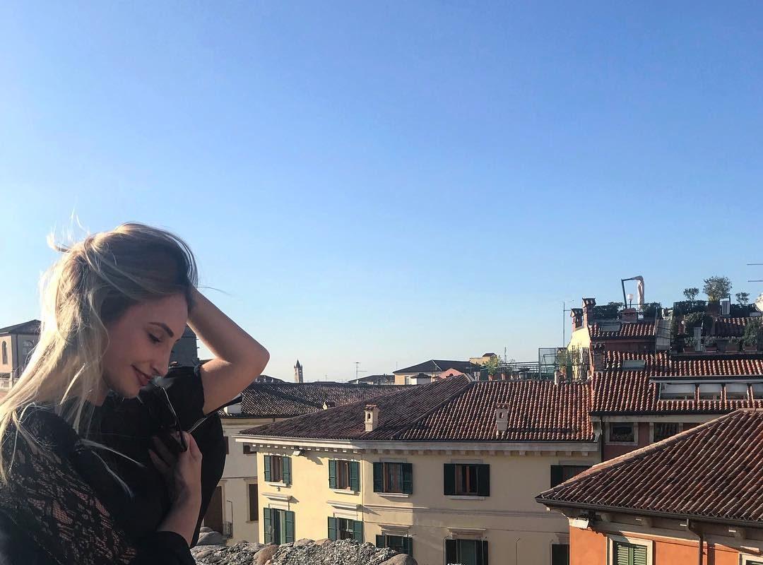 über den Dächern Veronas