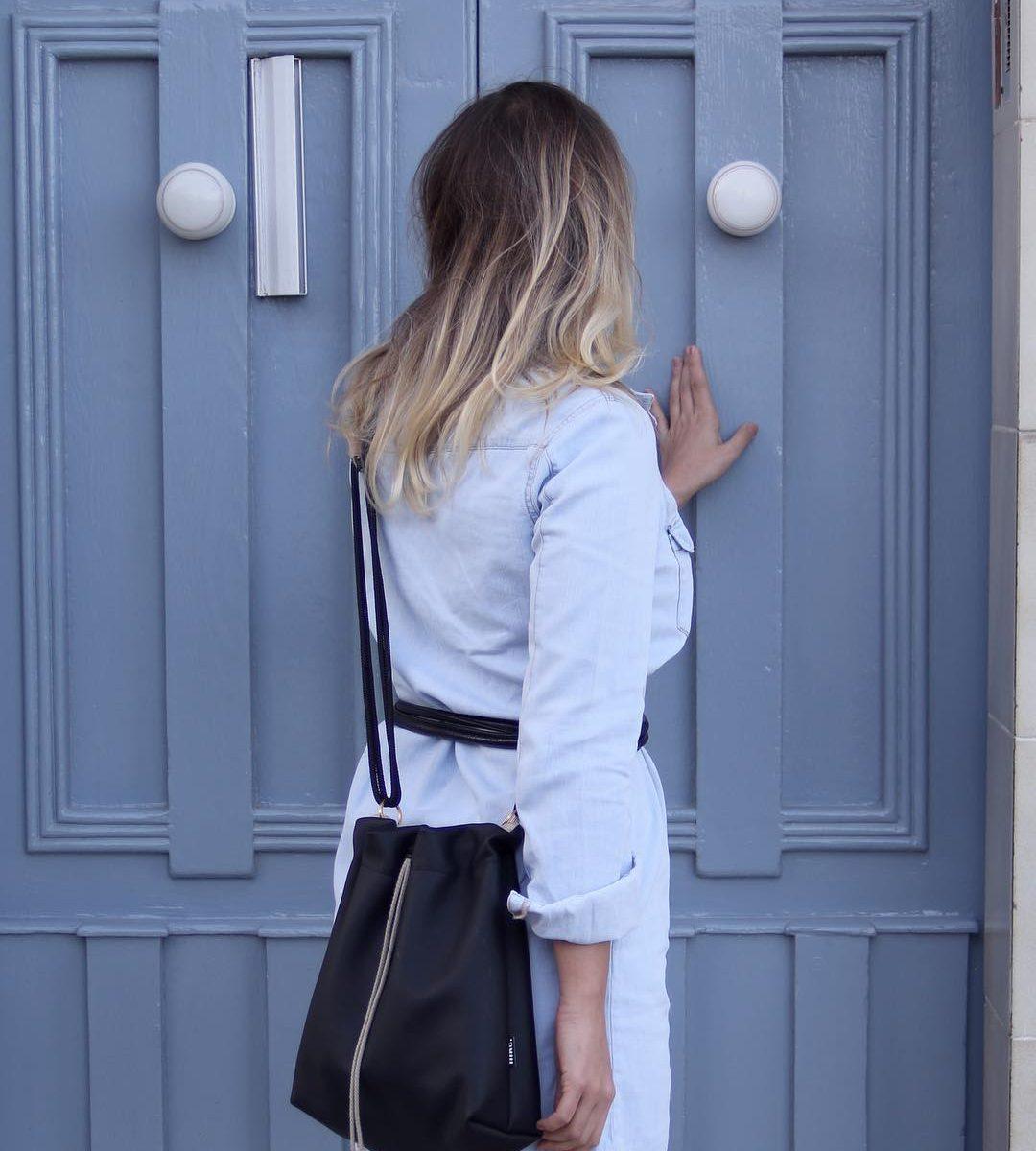 Blaue Tür in Malta