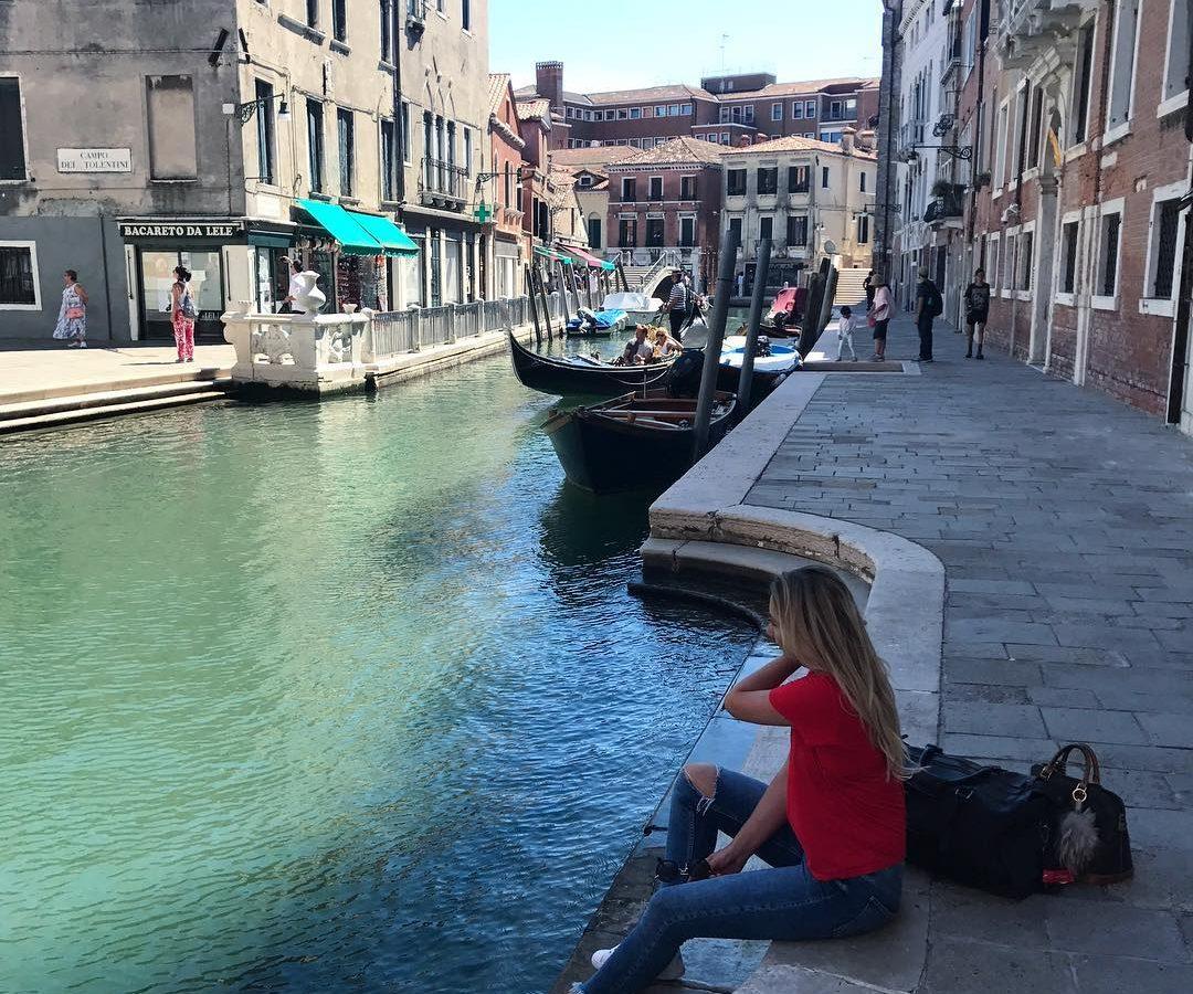 Hallo Venedig